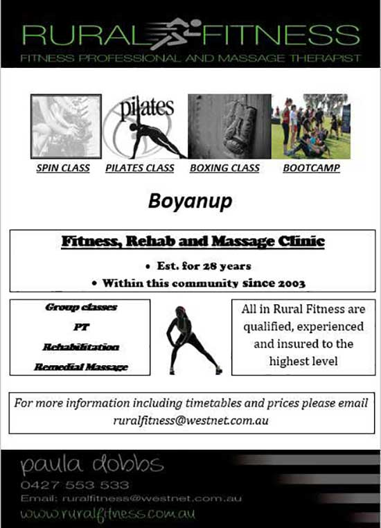 Rural Fitness Flyer 1